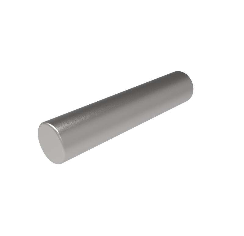 Eje Diametro 2.00mm, Longitud 9.80mm