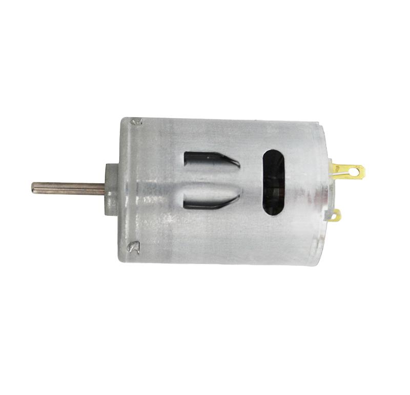 Motor Corriente DC, Voltaje 24.00V, R.P.M. 16500rpm - RS-380 SH 20150