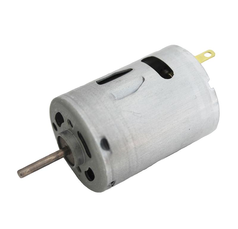 Motor Corriente DC, Voltaje 12.00V,  6100rpm - RS-385 SH 16120 DV