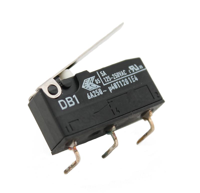 Modelo D21C-D3LC, botón actuador