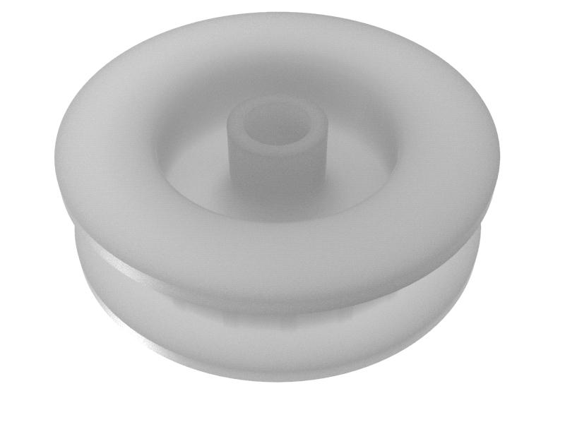 Polea Diametro interior 16.40mm