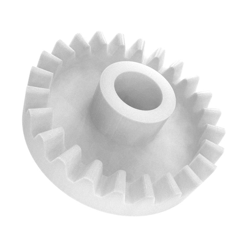 Corona Módulo 0.600, Dientes 24Z