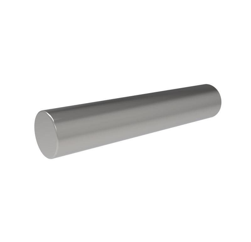 Eje Diametro 3.00mm, Longitud 15.80mm