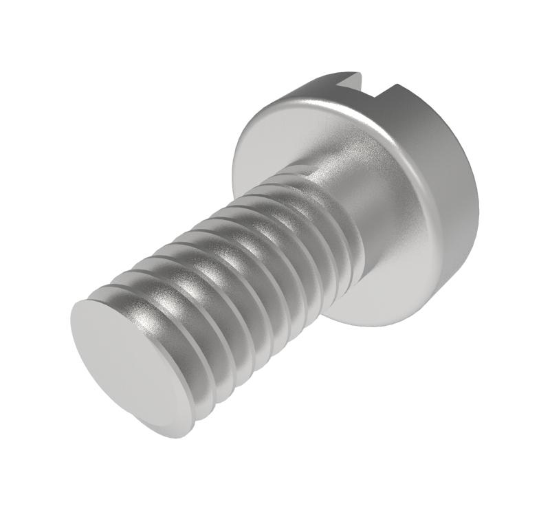 Tornillo M2X4 DIN 84, Tipo rosca métrica (Pack de 30)