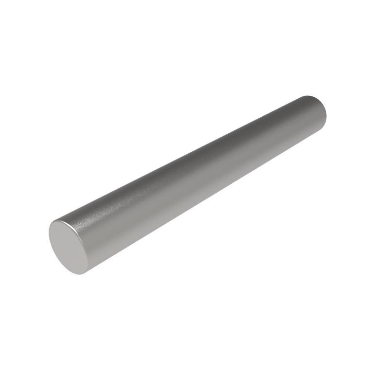 Eje Diametro 3.00mm, Longitud 23.80mm
