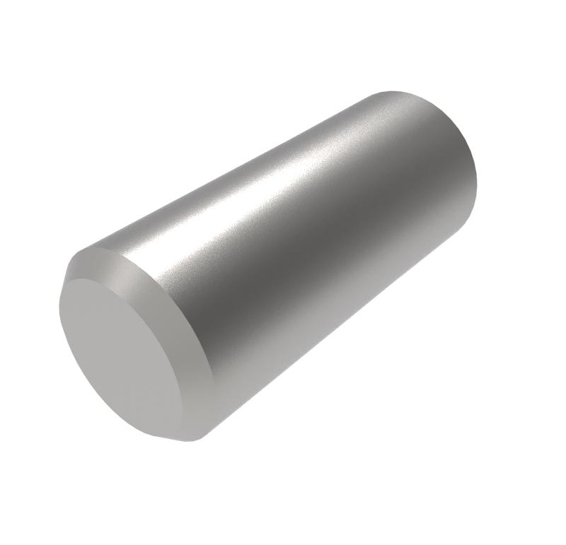 Eje Diametro 2.00mm, Longitud 4.80mm