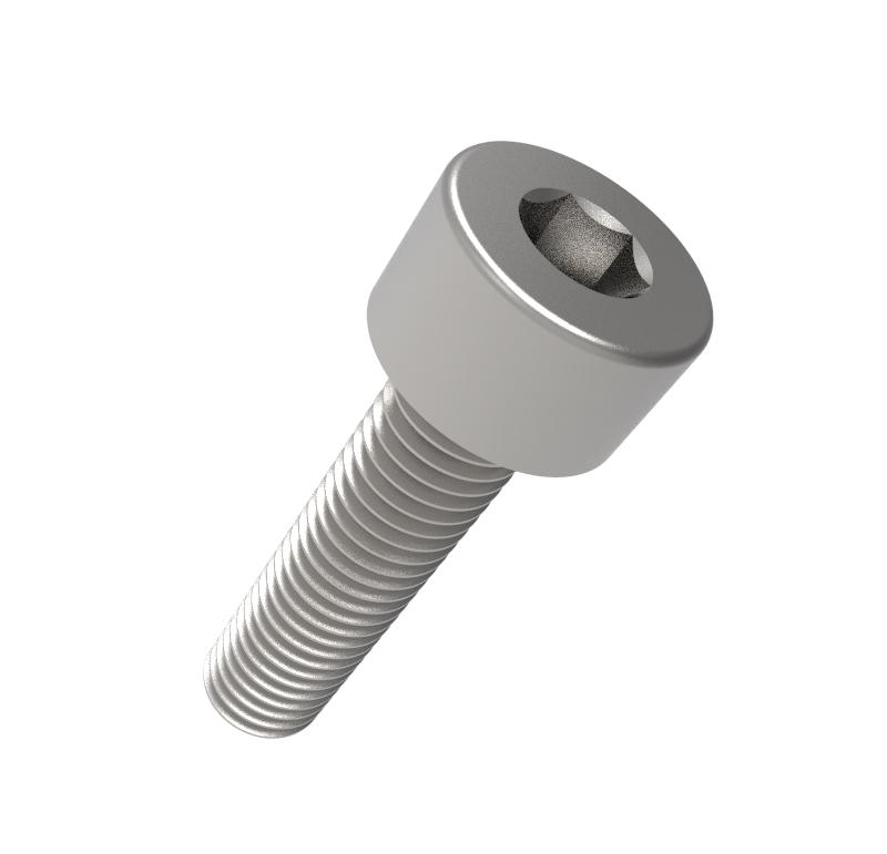 Tornillo Diámetro 4.00mm, Longitud 20.00mm, Tipo métrico  Se venden en lotes indivisibles de 30 unidades