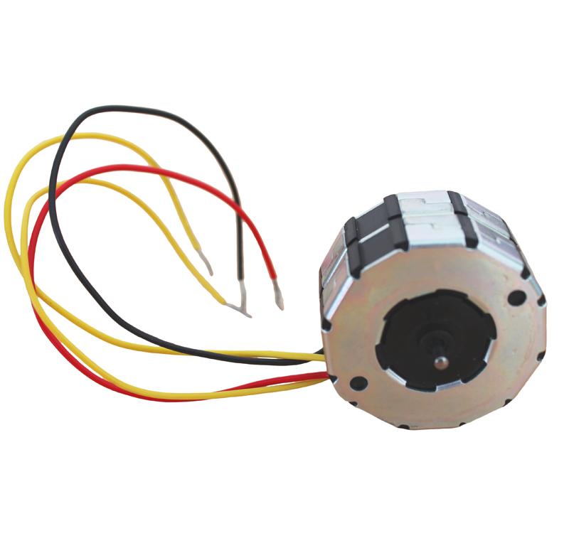 Motor Corriente AC, Voltaje 230.00V, R.P.M. 500.00rpm