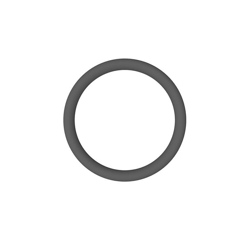 Arandela diametro interior 8 9 mm espesor 1 00mm tipo de - Arandelas de goma ...