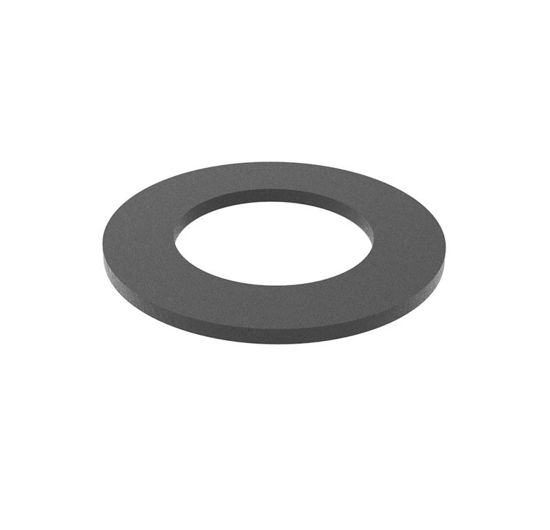 Arandela Diametro interior 8.8 mm, Espesor 0,70mm, Tipo de goma   Se venden en lotes indivisibles de 30 unidades