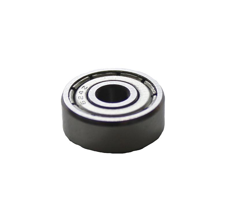 Rodamiento Diametro interior 4.00mm, Diametro exterior 12.00mm, Tipo bolas, 604-ZZ
