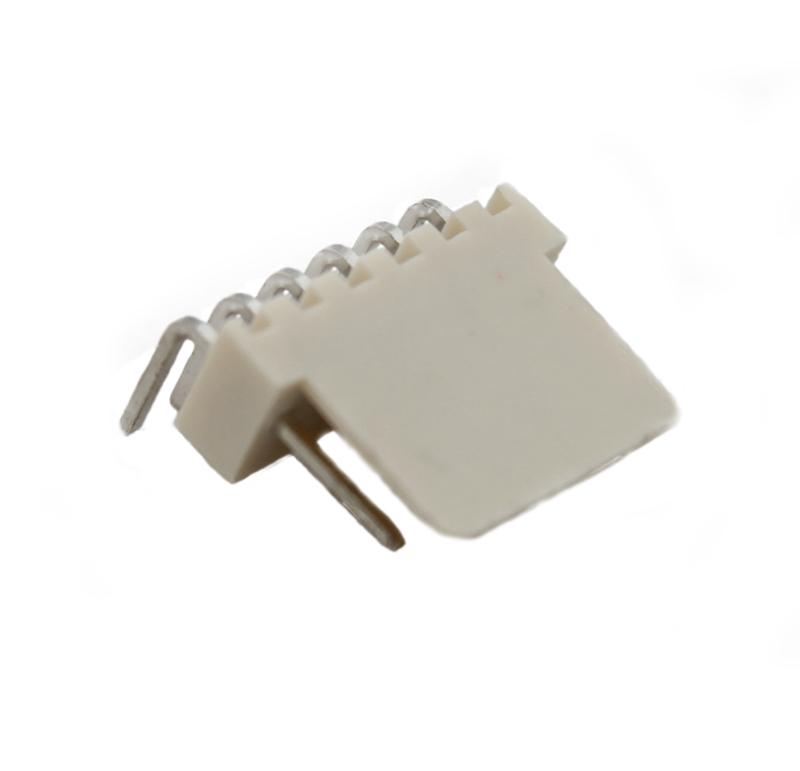 Conector de placa - 6 vias