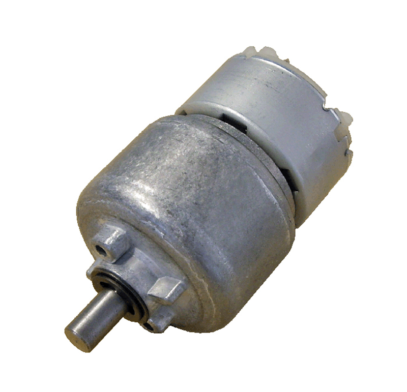 Motorreductor DC 12v 9 rpm