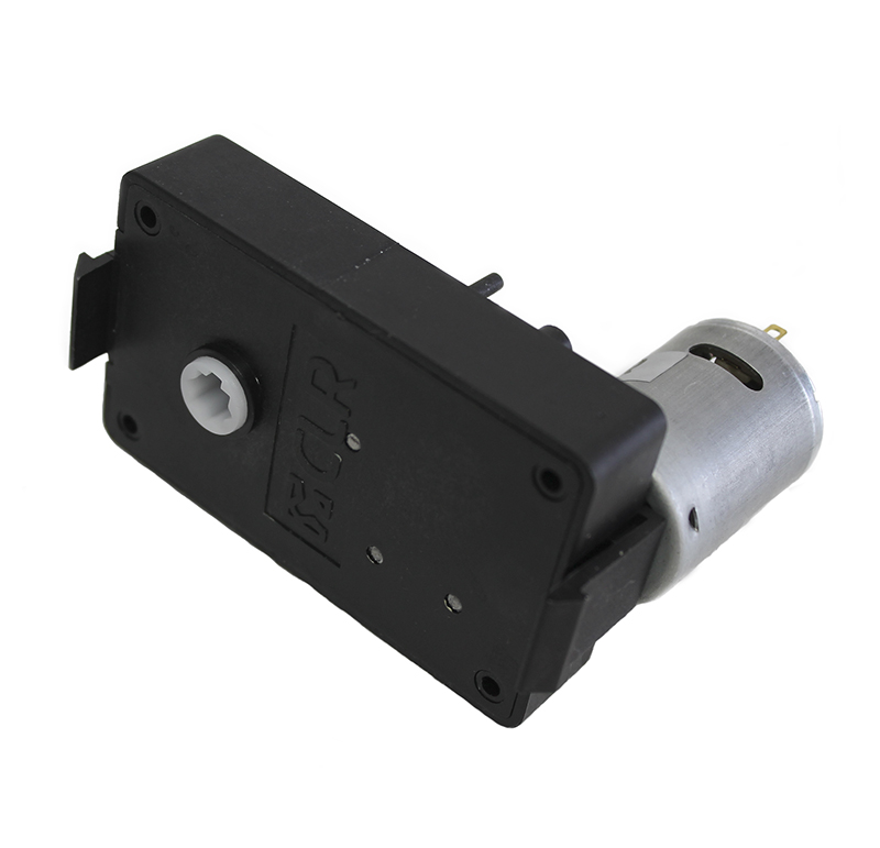 Motorreductor DC 24V 16rpm