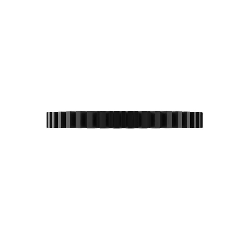Engranaje de metal Módulo 0.500, Dientes 42Z, Forma con bulon