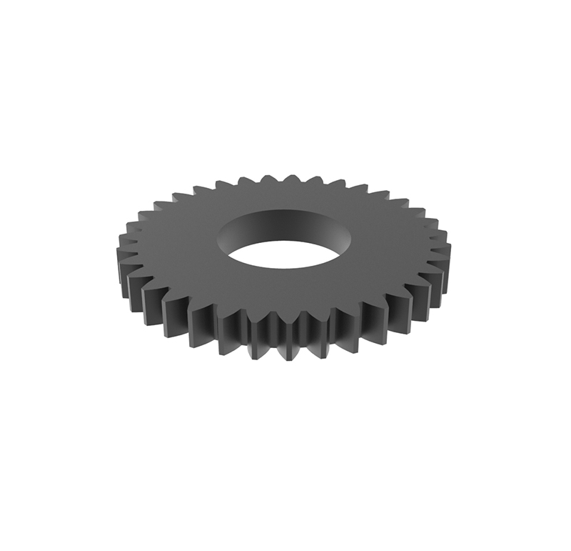 Engranaje de metal Módulo 0.60, Dientes 35Z, Forma recto