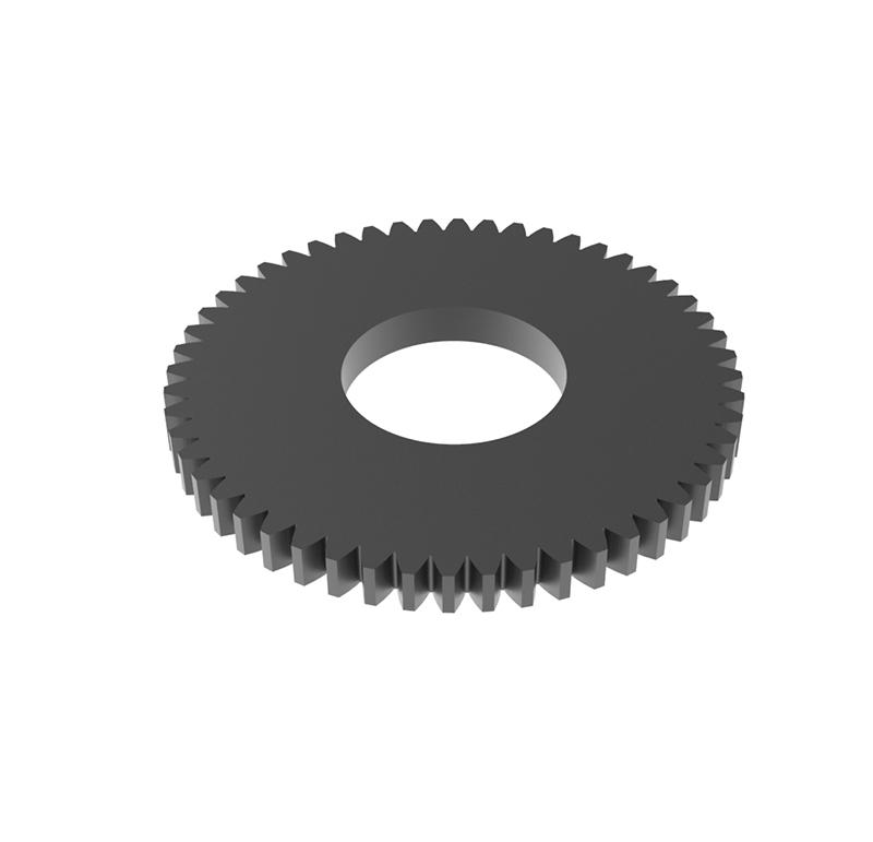 Engranaje de metal Módulo 0.60, Dientes 52Z, Forma recto