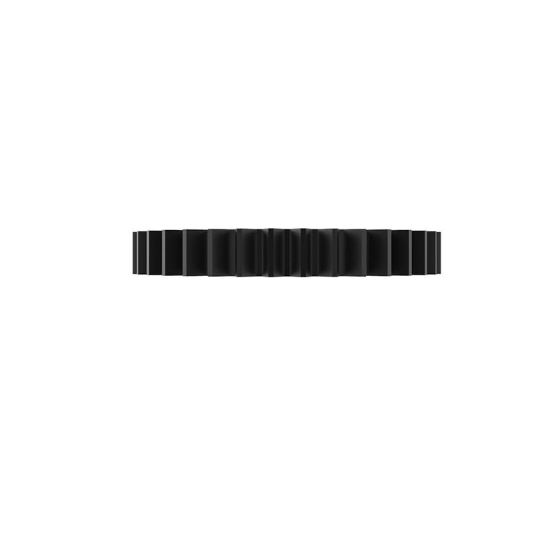 Engranaje de metal Módulo 0.500, Dientes 36Z, Forma