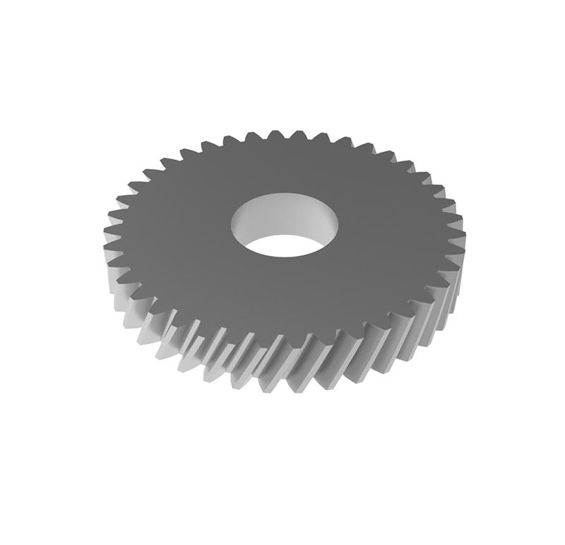 Engranaje de metal Módulo 0.400, Dientes 40Z, Forma