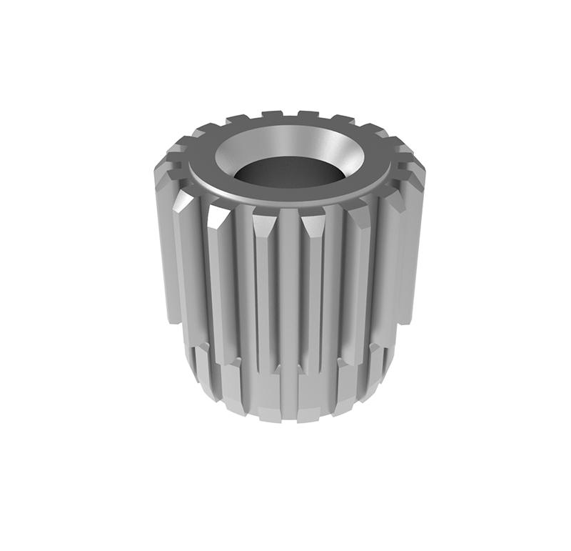 Engranaje de metal Módulo 0.45, Dientes 18Z, Forma recto