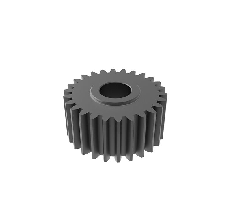 Engranaje de metal Módulo 0.70, Dientes 26Z, Forma recto