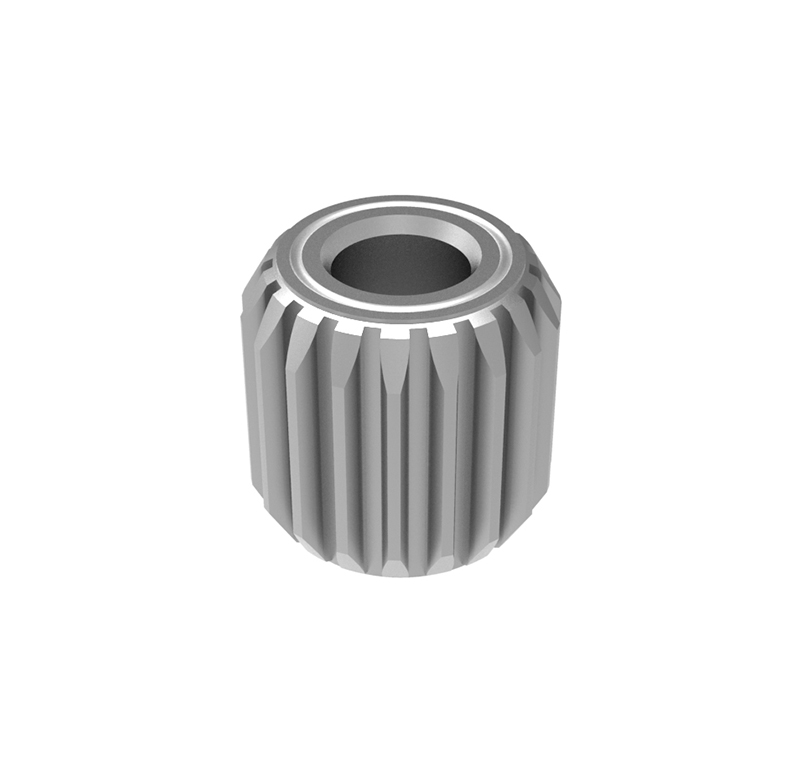 Engranaje de metal Módulo 0.450, Dientes 19Z, Forma
