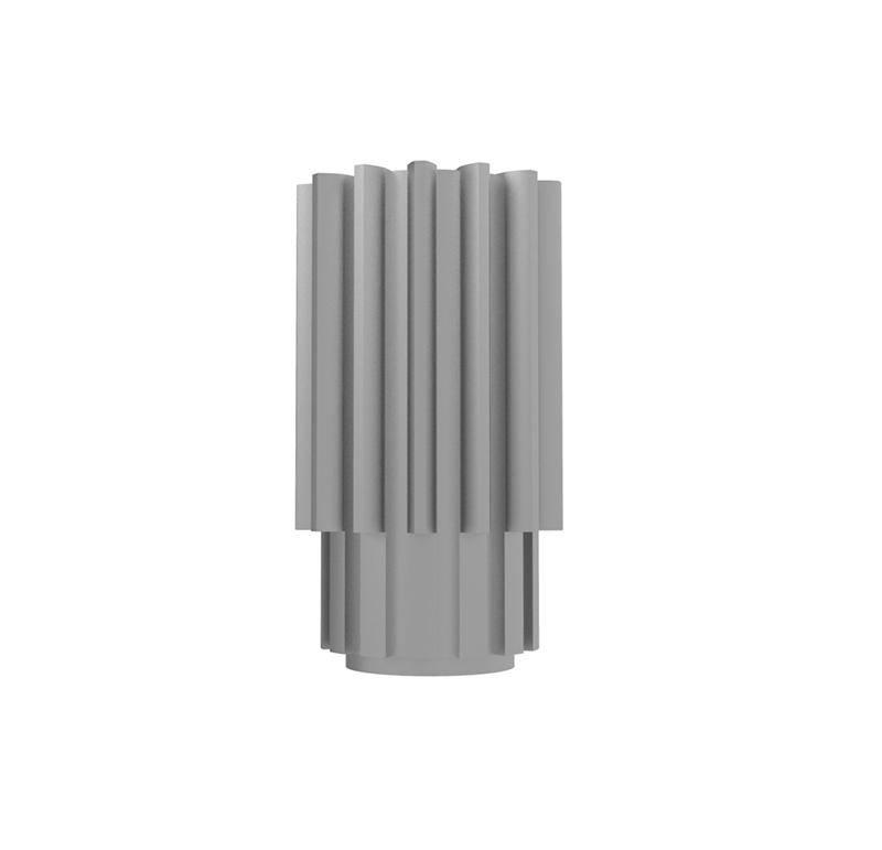 Piñón de metal Módulo 0.700, Dientes 14Z, Forma recto
