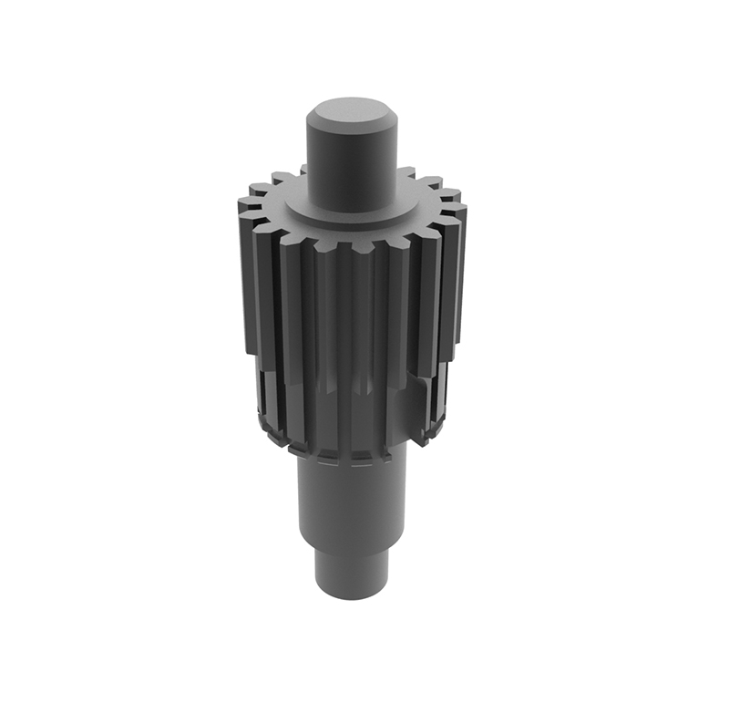 Piñón de metal Módulo 1.250, Dientes 18Z, Forma recto