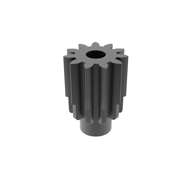 Engranaje de metal  Módulo 0.750, Dientes 11Z, Forma recto