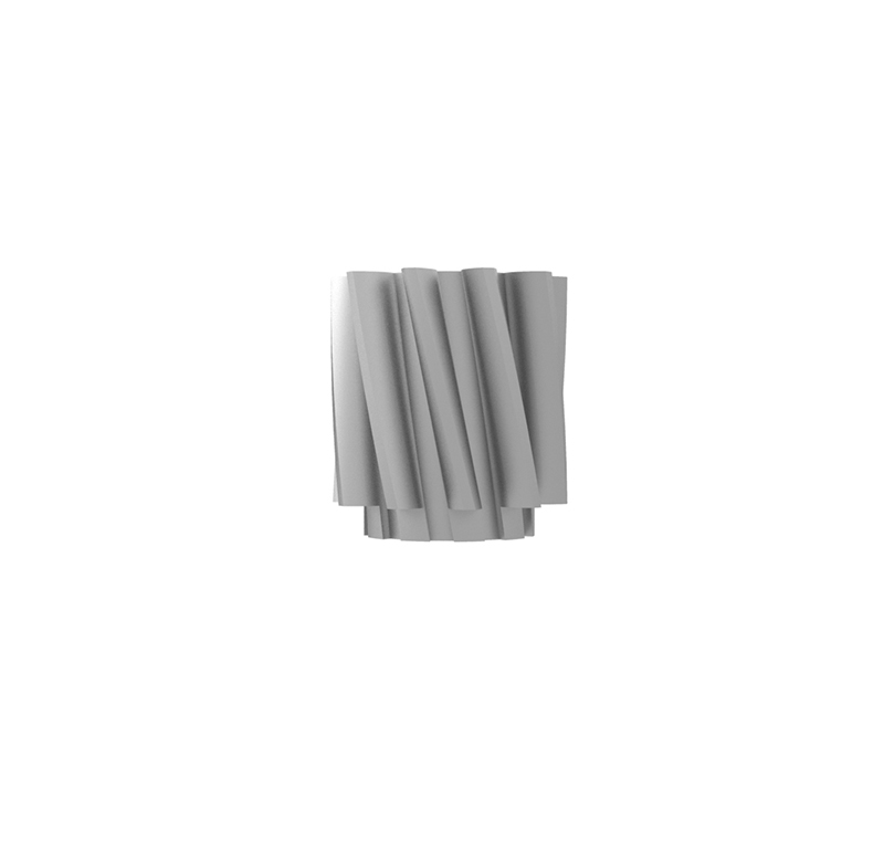 Piñón de metal Módulo 0.600, Dientes 10Z, Forma recto