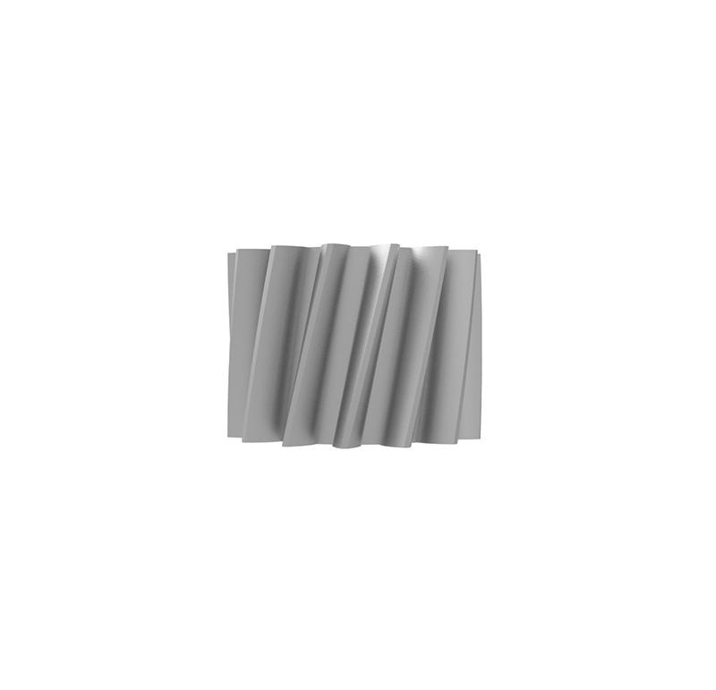 Piñón de metal Módulo 0.500, Dientes 14Z, Forma helicoidal