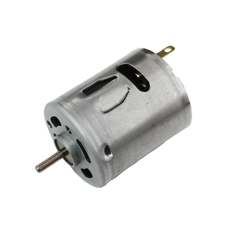 Motor Corriente DC, Voltaje 12.00V, R.P.M. 6300rpm - RS-360 SH 14280