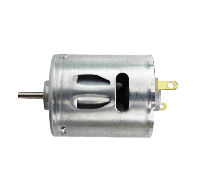 Motor Corriente DC, Voltaje 24.00V, R.P.M. 12600rpm - RS-360 SH 14280