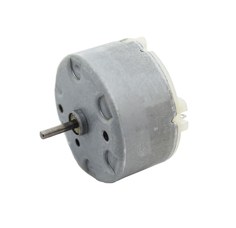 Motor Corriente DC, Voltaje 12.00V, R.P.M. 5300.00rpm - RF-500 TB 12560