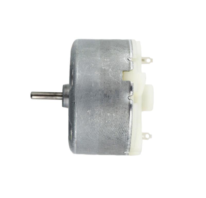 Motor Corriente DC, Voltaje 6.00V, R.P.M. 2650.00rpm - RF-500 TB 12560