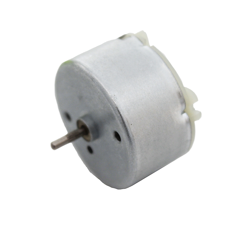 Motor Corriente DC, Voltaje 1.50V, R.P.M. 650.00rpm - ARF-500 TB 12560 (Con eje grafilado)