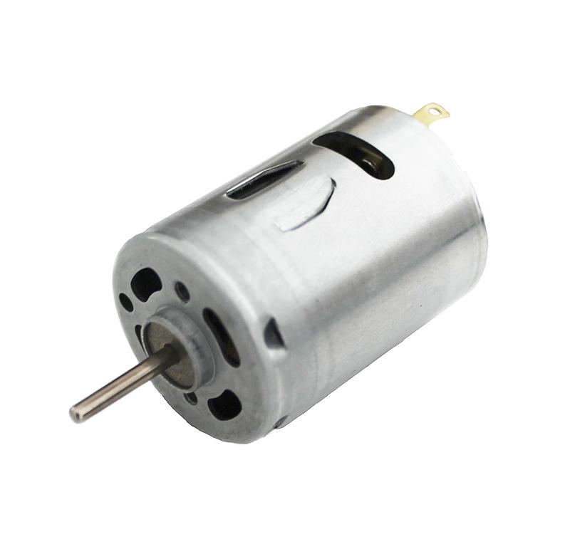 Motor Corriente DC, Voltaje 12.00V, R.P.M. 2500rpm - RS-385 SH 10250 DV.
