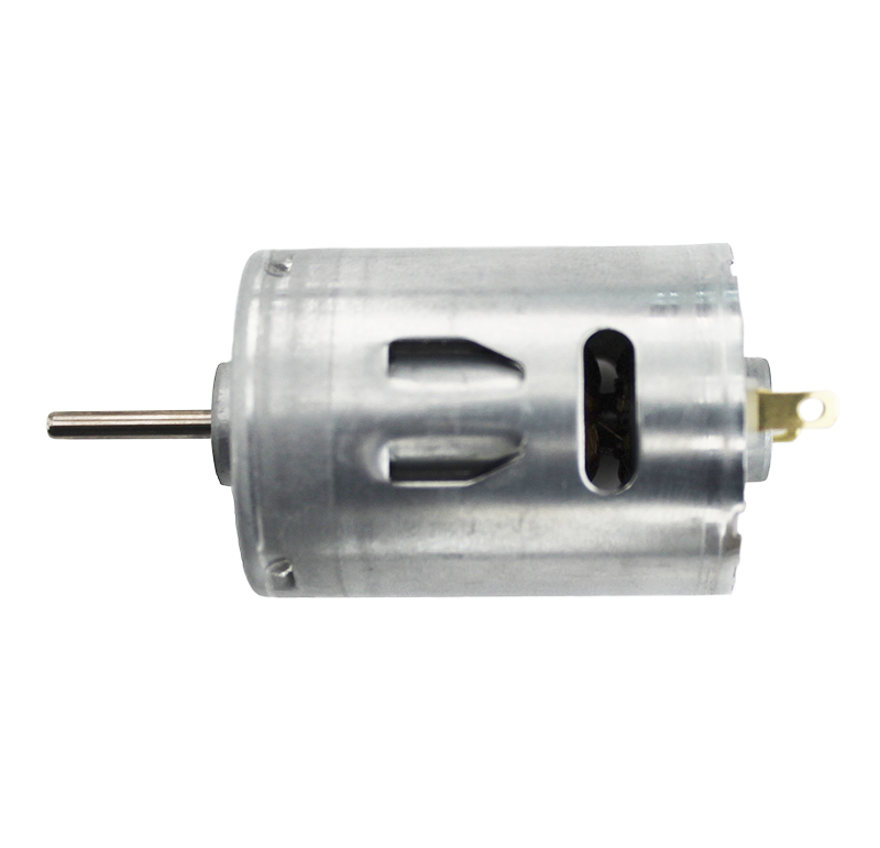 Motor Corriente DC, Voltaje 24.00V, R.P.M. 5500rpm - RS-385 SH 10250 DV.