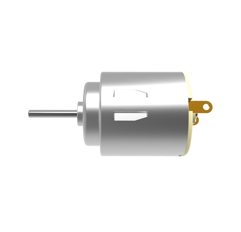 Motor Corriente DC, Voltaje 1.50V, R.P.M. 7500rpm - RE-140RA