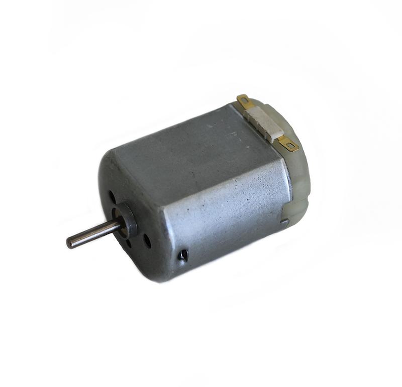 Motor Corriente DC, Voltaje 12.00V, R.P.M. 13000rpm