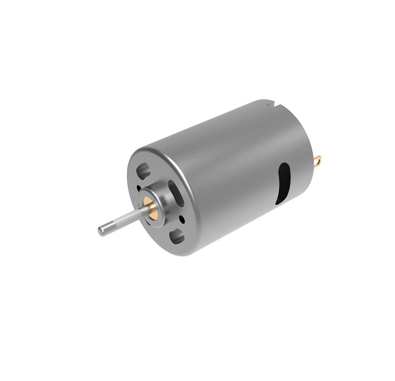 Motor Corriente DC, Voltaje 12.00V, R.P.M. 5400.00rpm - HC385MG