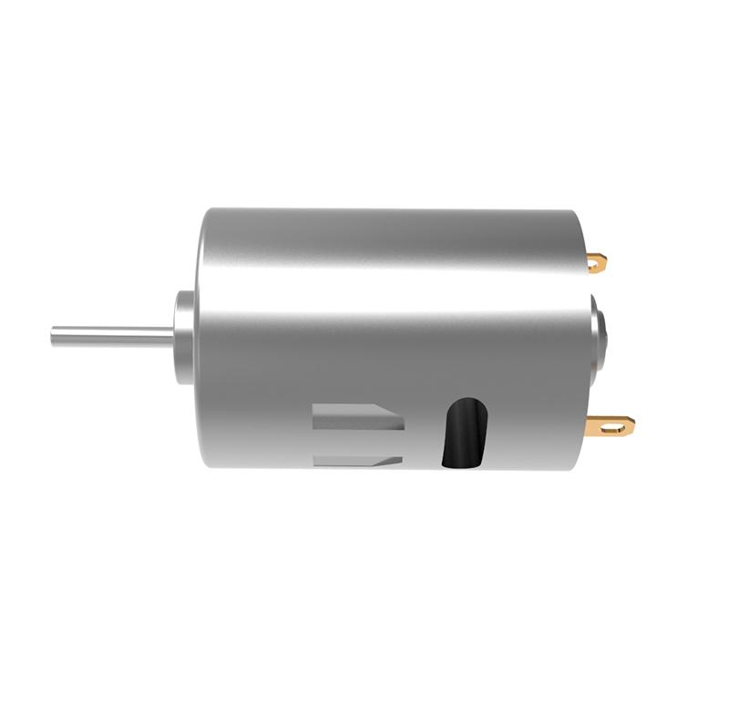 Motor Corriente DC, Voltaje 24.00V, R.P.M. 4000.00rpm - HC385MG