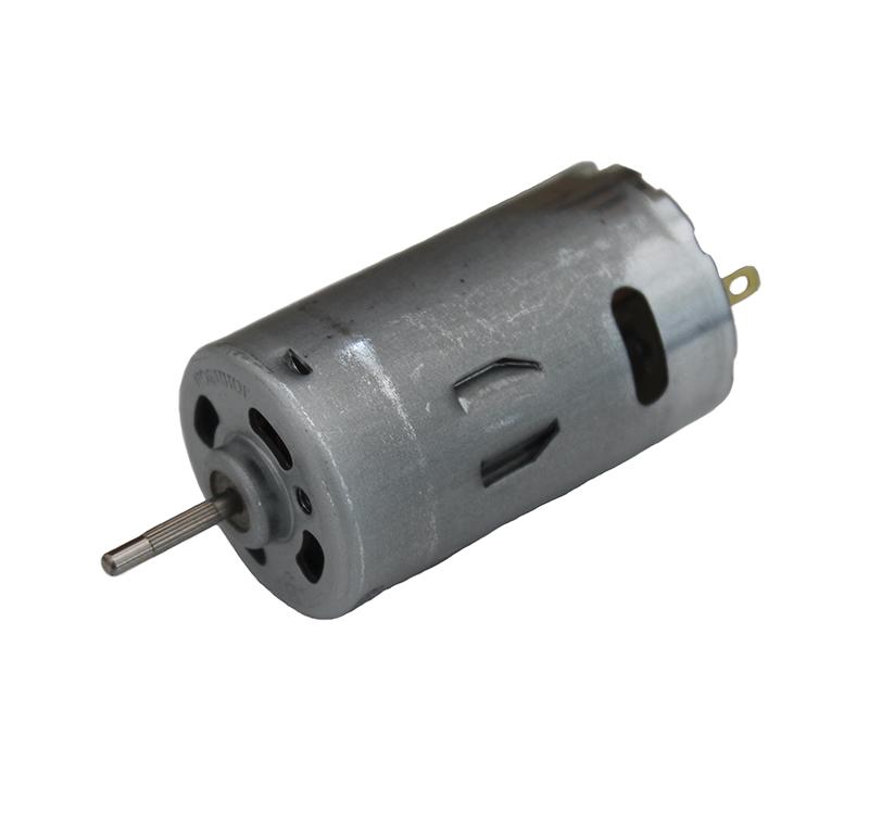 Motor Corriente DC, Voltaje 24V, R.P.M. 8600rpm