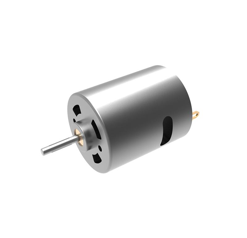Motor Corriente DC, Voltaje 12.00V, R.P.M. 7800.00rpm - HC385G