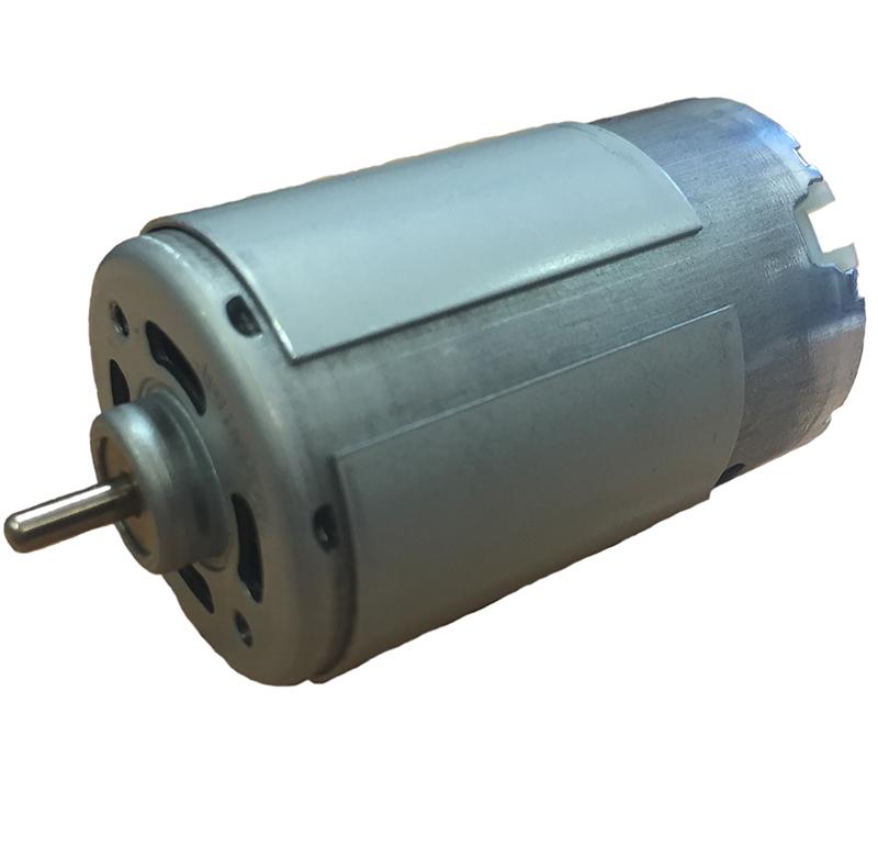 Motor Corriente DC, Voltaje 12.00V, R.P.M. 2000.00rpm - HC685LG