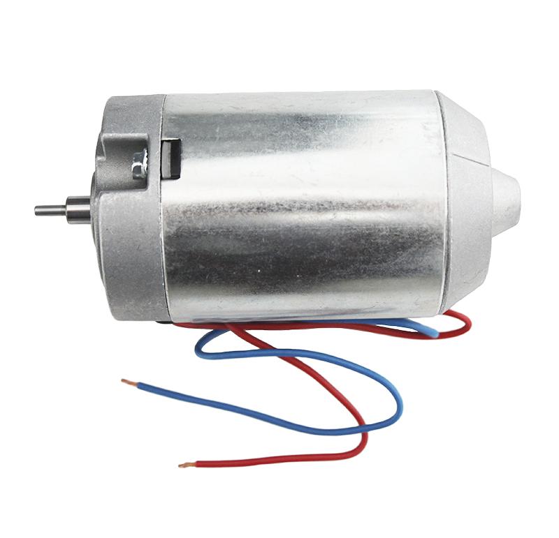 Motor Corriente DC, Voltaje 24.00V, R.P.M. 3800rpm
