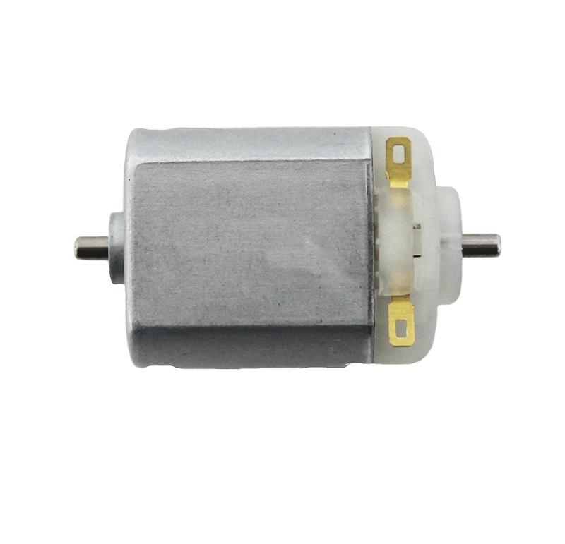 Motor Corriente DC, Voltaje 6.00V, R.P.M. 4000.00rpm - AFC-130SA-09440