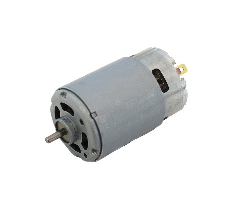 Motor Corriente DC, Voltaje 12.00V, R.P.M. 2925rpm - RS-555VC-3075