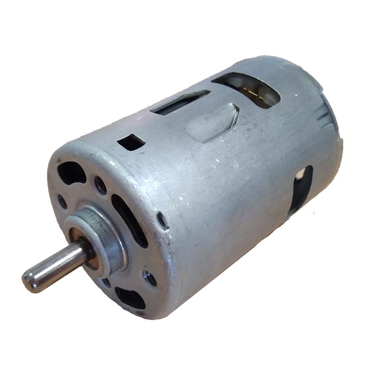 Motor Corriente DC, Voltaje 24V, R.P.M. 8500rpm