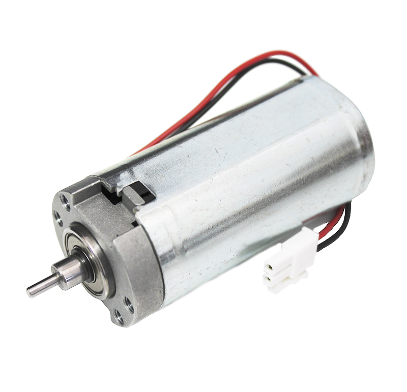 Motor Corriente DC, Voltaje 12.00V, R.P.M. 3800rpm - (Con encoder)
